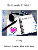 Yuhuiqi - Diario secreto de Violet 1