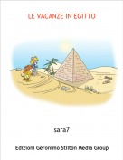 sara7 - LE VACANZE IN EGITTO