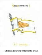 R.T. (retinita) - Qesoparmesano 3