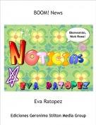Eva Ratopez - BOOM! News