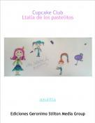 azulilla - Cupcake Club Ltalla de los pastelitos
