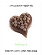 Formargy11 - cioccolatino vagabondo