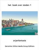 arjanfantasia - het  boek over steden 1