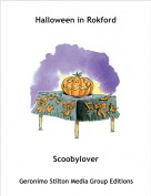 Scoobylover - Halloween in Rokford