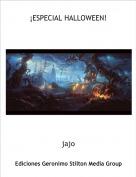 jajo - ¡ESPECIAL HALLOWEEN!