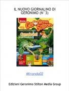 Miranda02 - IL NUOVO GIORNALINO DI GERONIMO (N°3)