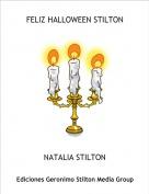 NATALIA STILTON - FELIZ HALLOWEEN STILTON