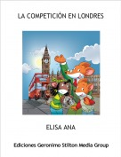 ELISA ANA - LA COMPETICIÓN EN LONDRES
