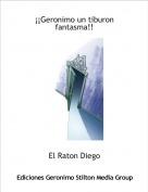 El Raton Diego - ¡¡Geronimo un tiburon fantasma!!