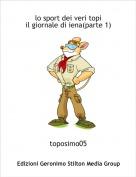 toposimo05 - lo sport dei veri topiil giornale di iena(parte 1)