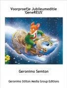 Geronimo Semton - Voorproefje Jubileumeditie'GeneREUS'