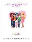 SKcool365 - ¡¡¡FELIZ ANIVERSARIO, CLUB DE TEA!!!