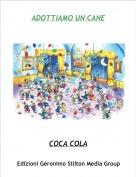 COCA COLA - ADOTTIAMO UN CANE
