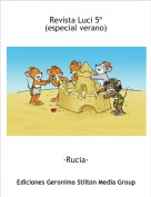 -Rucia- - Revista Luci 5º(especial verano)