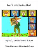 topina7, con Geronimo Stilton - Com' è nato il primo libro?1