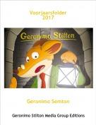 Geronimo Semton - Voorjaarsfolder 2017