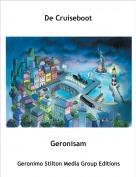 Geronisam - De Cruiseboot