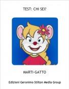 MARTI-GATTO - TEST: CHI SEI?