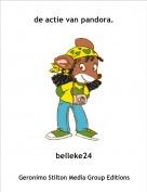 belleke24 - de actie van pandora.