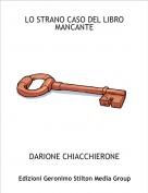 DARIONE CHIACCHIERONE - LO STRANO CASO DEL LIBRO MANCANTE