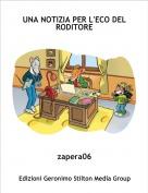 zapera06 - UNA NOTIZIA PER L'ECO DEL RODITORE