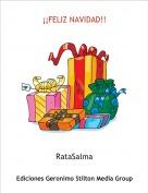 RataSalma - ¡¡FELIZ NAVIDAD!!