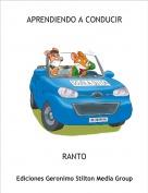 RANTO - APRENDIENDO A CONDUCIR