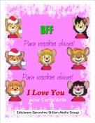 Anie Curly/Anie - ¡Para vosotras chicas!