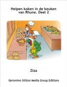 Ziza - Helpen koken in de keuken van Rhune. Deel 2