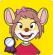chiacky topolina