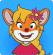 Nadadora Mouse